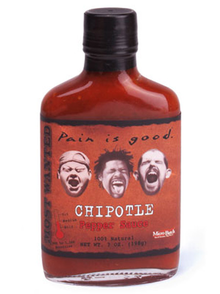 Most Wanted Chipotle Pepper Sauce
