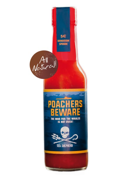 Marie Sharp's Poachers Beware (50% Habanero)