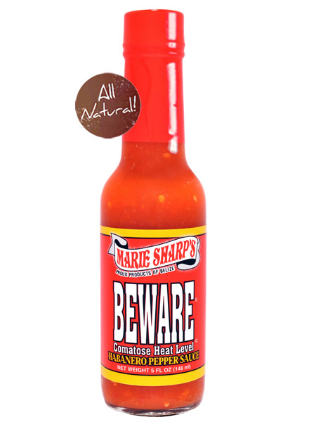 Marie Sharp's Beware Comatose Heat Level (50% Habanero)
